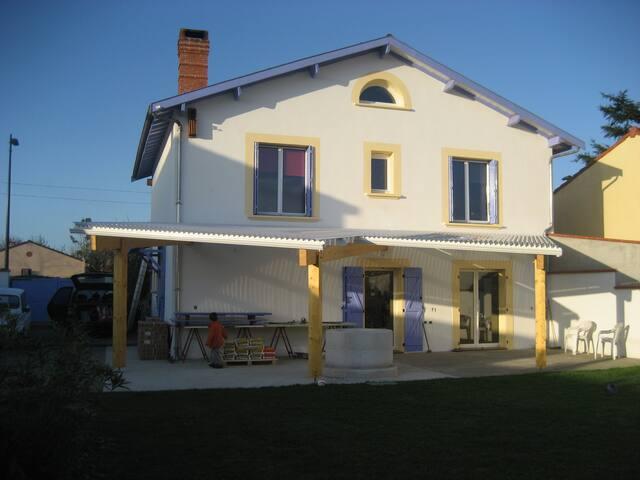 Maison à St Simon