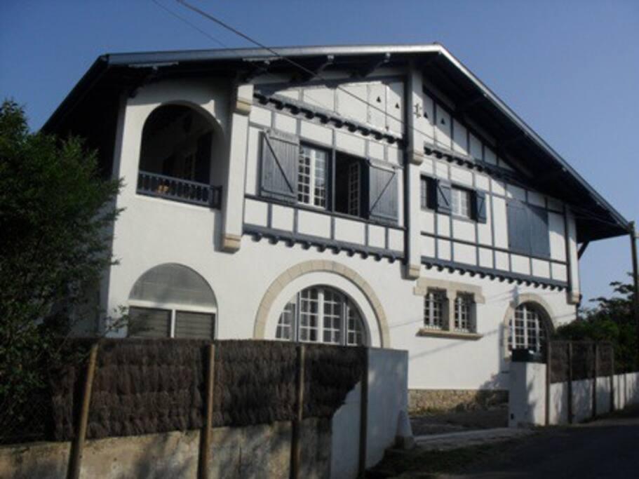 Villa néo-basque de caractère