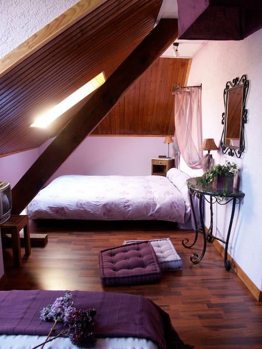 Chambre meubl e louer au mois chambres d 39 h tes louer for Chambre a louer suisse