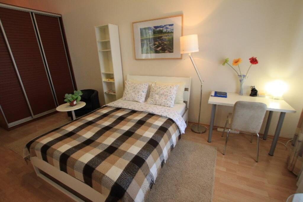 Cozy room / Уютная комната