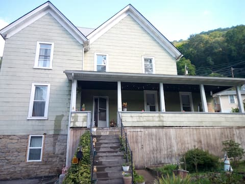 Spacious Two Bedroom Apartment located in Welch