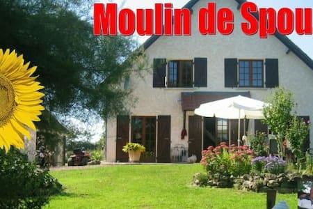 Moulin de Spouze - Ougny - Talo
