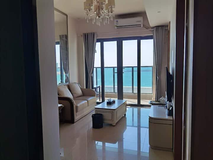 海南海花岛海景豪华两室一厅