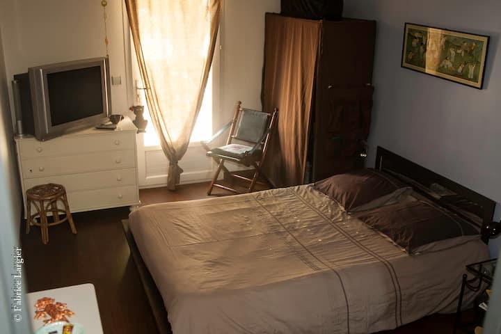 chambre avec sdb en provence
