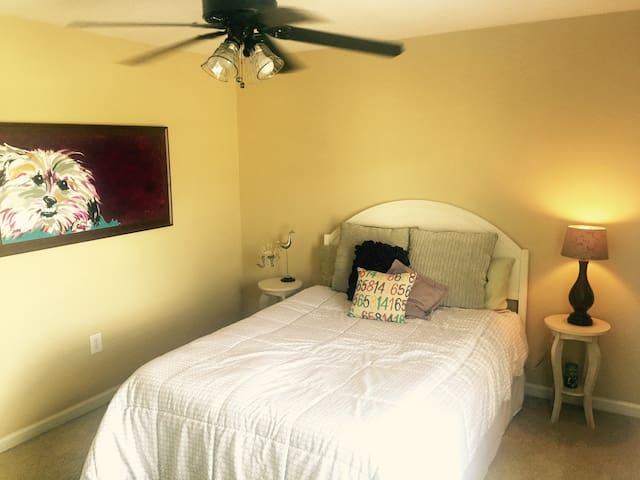 Private Room next to Celtic Studios - Baton Rouge - Apartamento