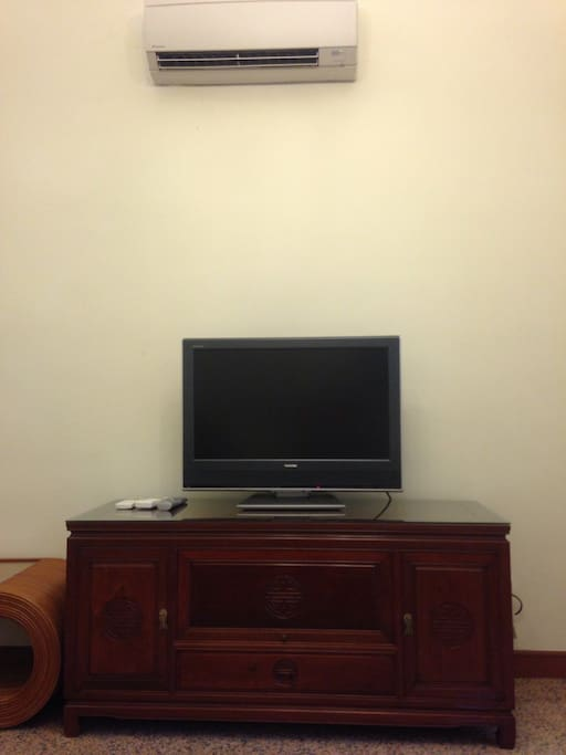 TV no 1 in the living room...