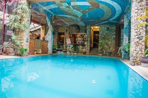 ⚡️Cozy One Bedroom Apartment,Yaya Center, Kilimani⚡️