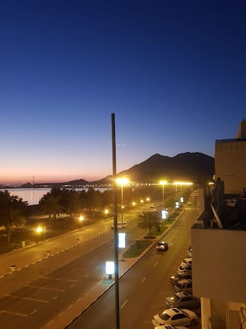 303 opposite to khorfakkan beach