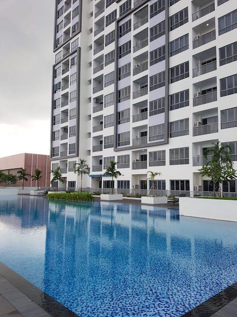 ED House02 High Floor @Harbour Bay
