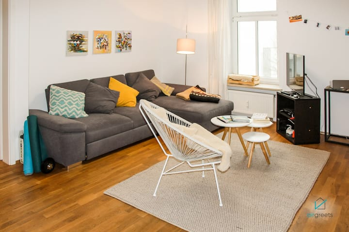YOUR PERFECT HOME IN CENTRAL MUNICH!