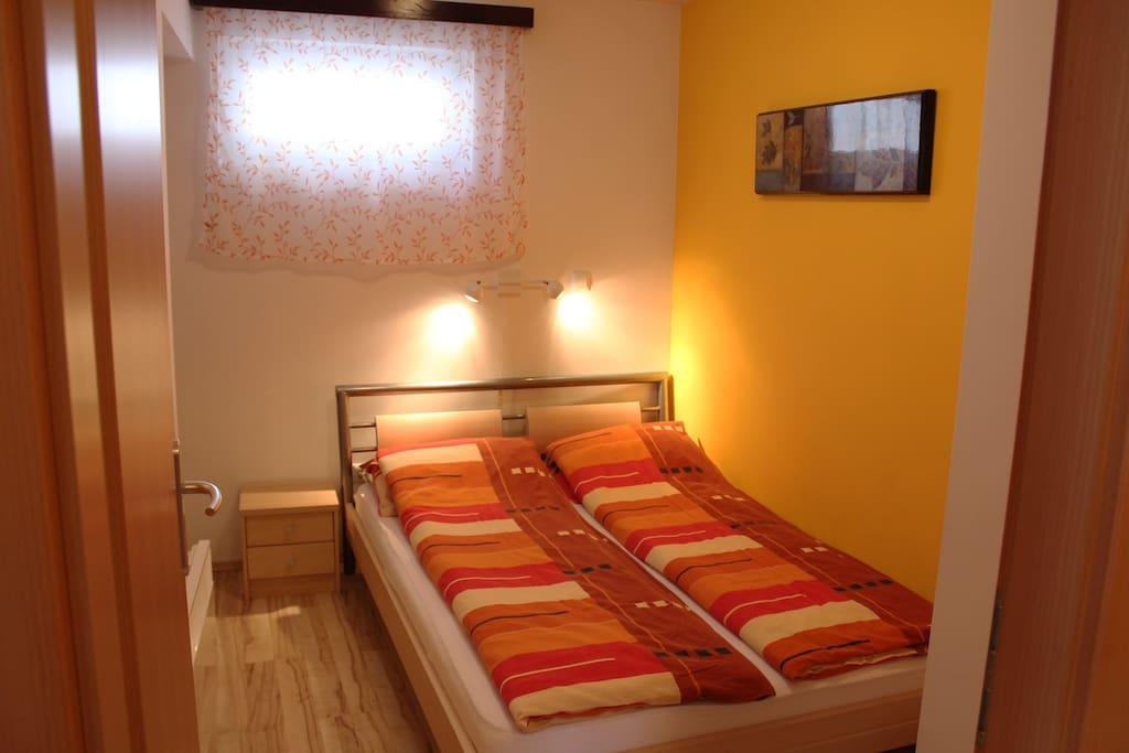 bedroom - groundfloor