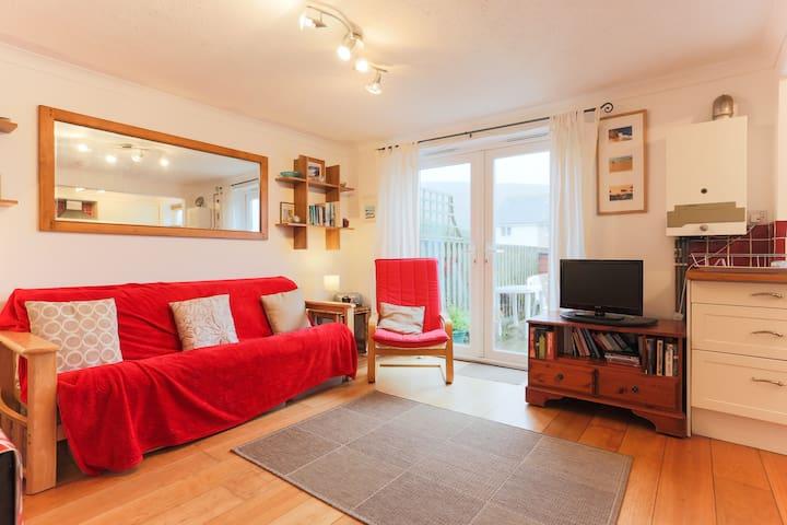Barbara Anne's, Porthtowan Cornwall - Porthtowan - Apartment