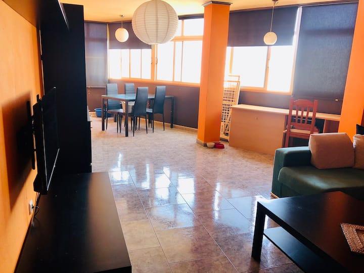 Lujoso piso en alquiler en Corralejo Centro