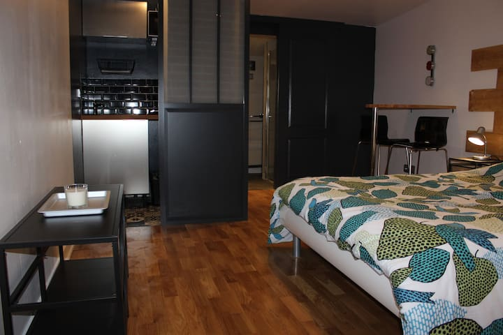 LE PETIT ATELIER A REIMS - Reims - Apartment