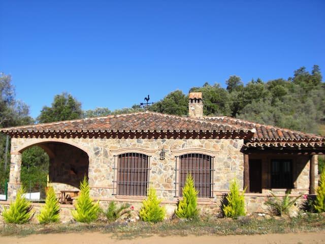 Casa Jaime. Casa Rural en Sierra de Aracena