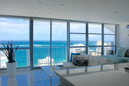 Modern Studio with Spectacular View - San Juan - Daire
