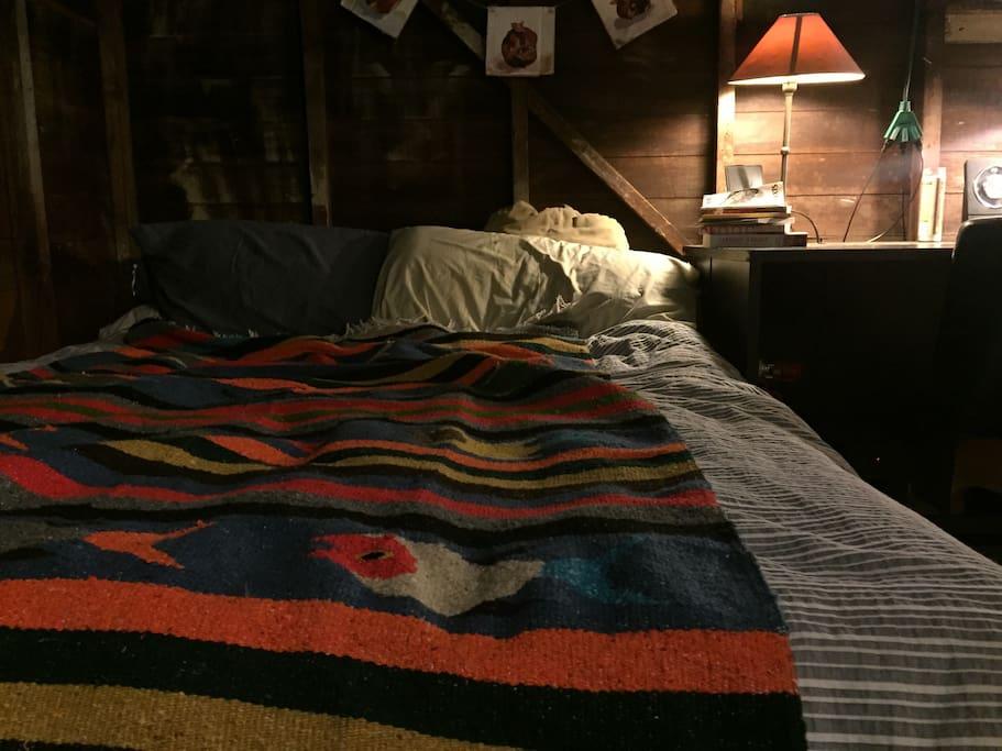 Queen Sized Tempur-pedic Bed