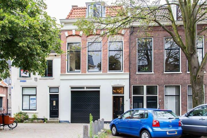 Gastenkamer in het centrum van Haarlem