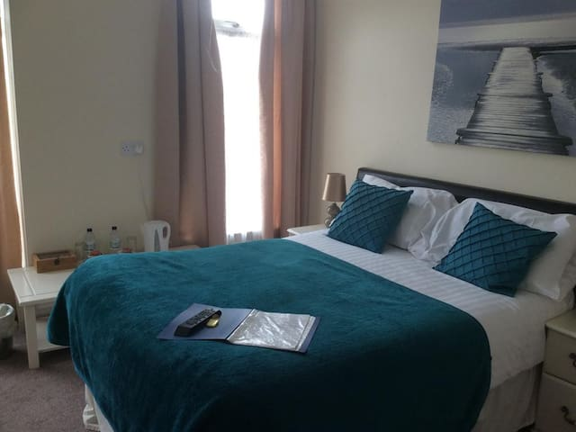 Room 4 - double comprises of a large double room