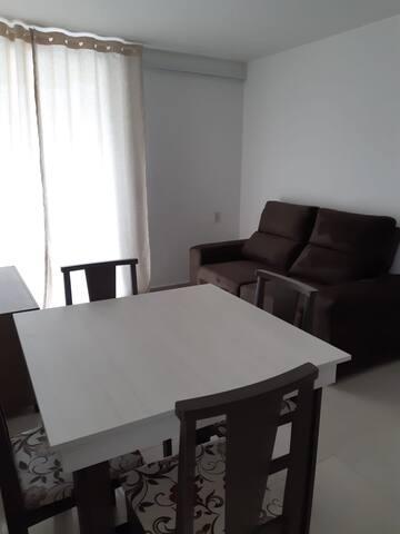 Apartamento mobiliado, temporada em Barra Velha