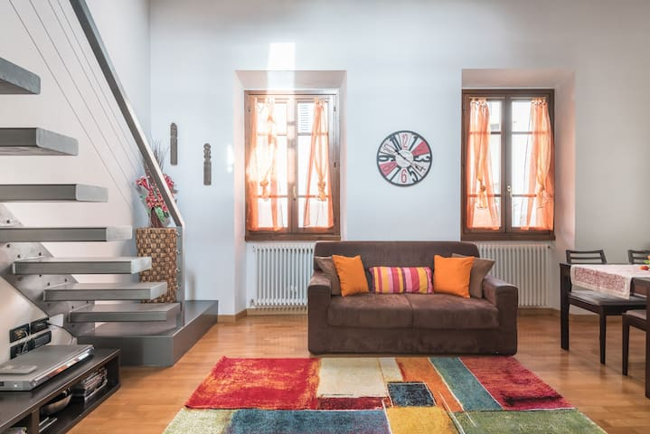 Charming apartment in the centre of Florence
