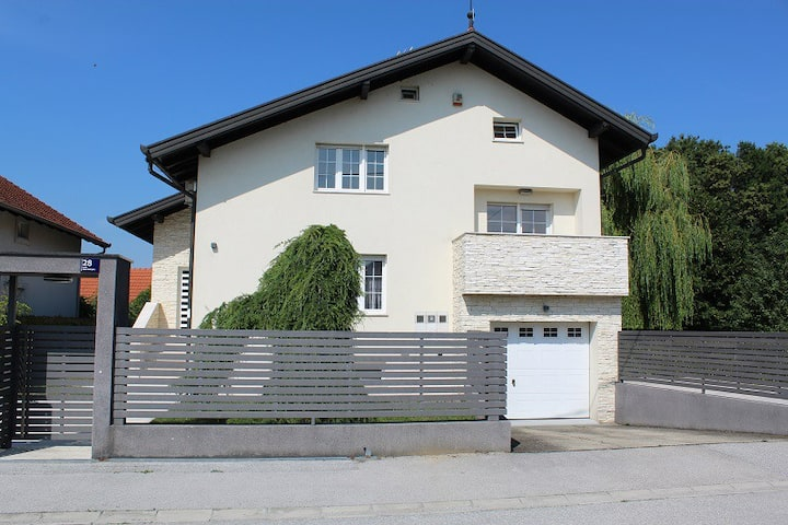Zagreb East, family villa, 270 m2, for rent