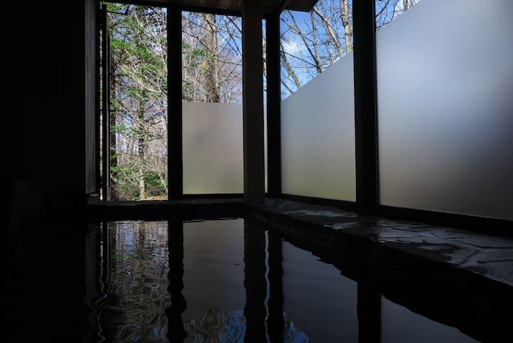 【NEW】Morinoya  彩   - SAI -    (温泉付貸切 Villa)