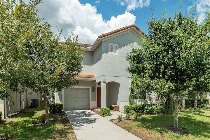 6BR House Close to Disney - Family Resort