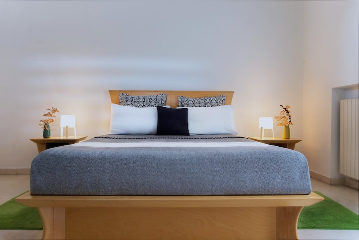 Adua Central Home - double bedroom