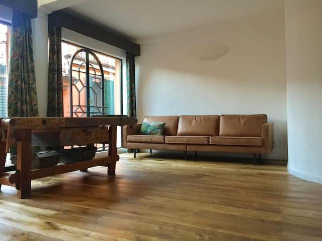 Appartamento centralissimo e luminosissimo