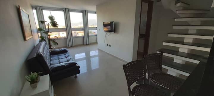 Loft Duplex à Beira Mar Arraial do Cabo 302