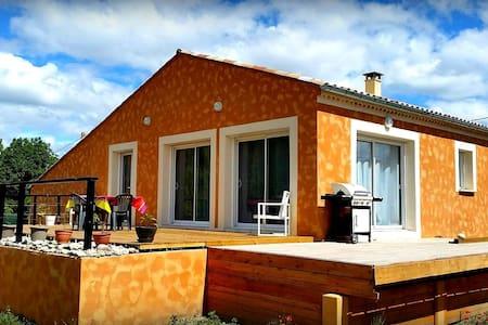 LARAGNE home 117m2 - terrace 80m2 - Laragne-Montéglin - Hus