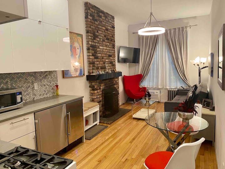 Charming and New 1 Bedroom NYC Apartment