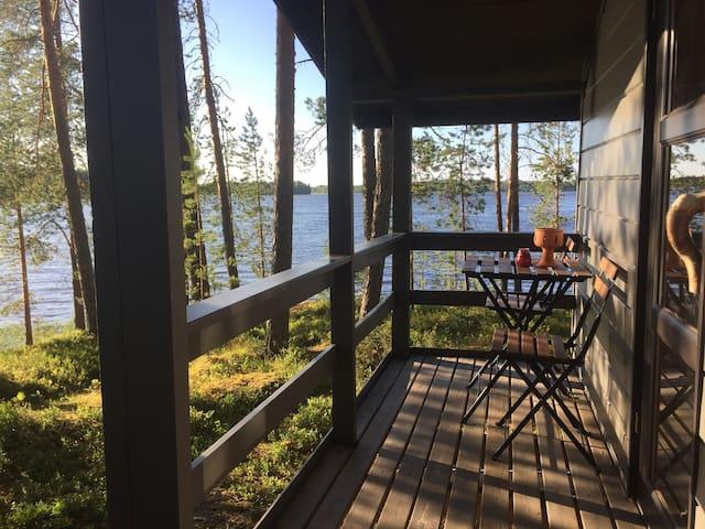 Summer house Viensuu, Lieksa