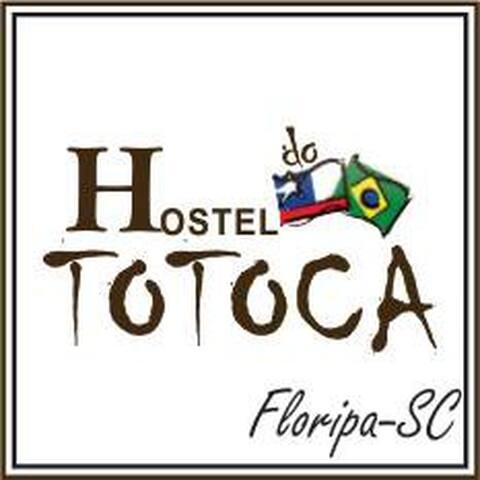 Hostel do Totoca - Quarto La Luna
