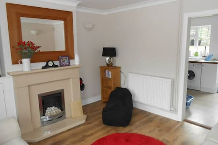 Victorian cottage centrally located to a quite twn - Bury Saint Edmunds - Apartment