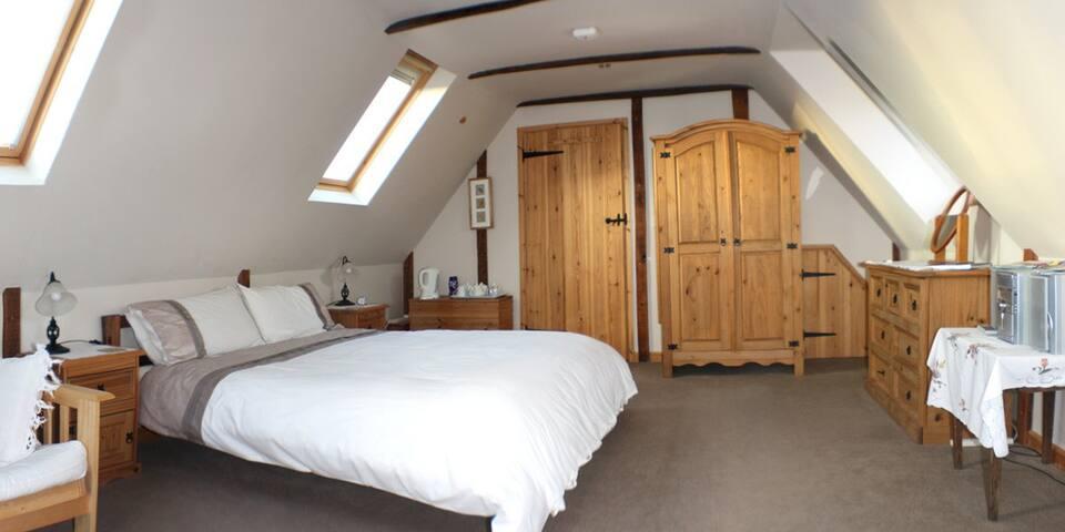 Beautiful Whistlecraft Lodge - Wickham Market - Loft
