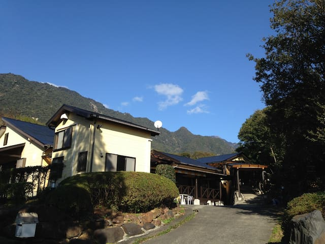 Yakushima South Village shared room (Female only) - Yakushima-chō - Hostel