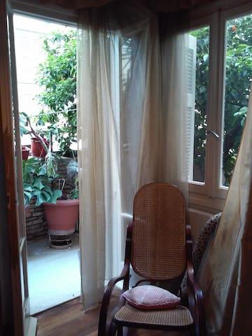 Cosy studio,Kolonaki,Athens Greece - Athina - Daire