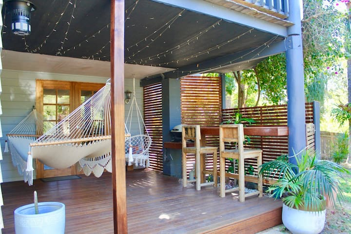 COOLUM CHILL - IDEAL COUPLES OR FAMILY RETREAT