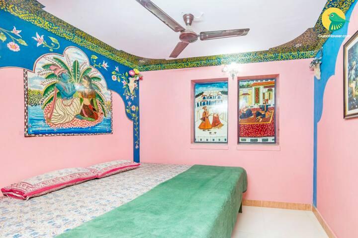 Queen Room @ Blue City