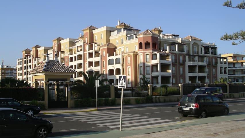 Apartamento frente al mar - Playa de Isla Canela - Wohnung