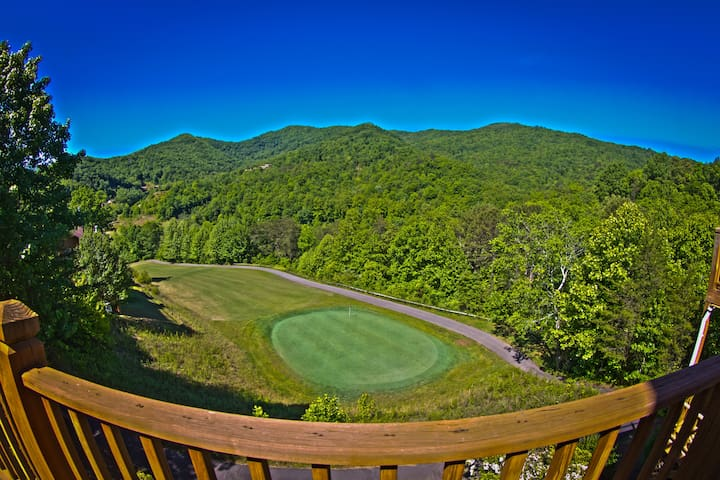 Golfers Paradise in Smoky Mountains
