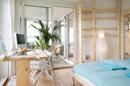 Enjoy Amsterdam like Locals do - Amsterdam - Apartment