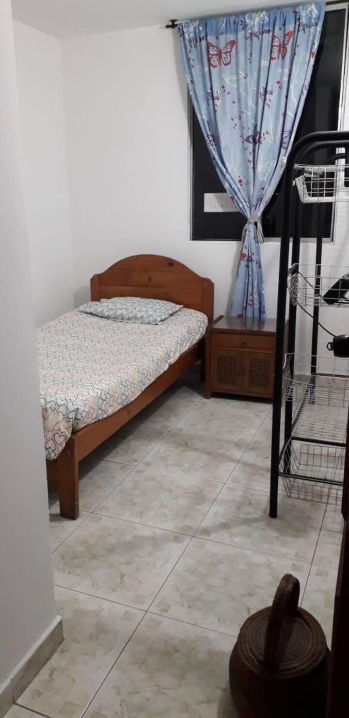Habitación compartir apartamento