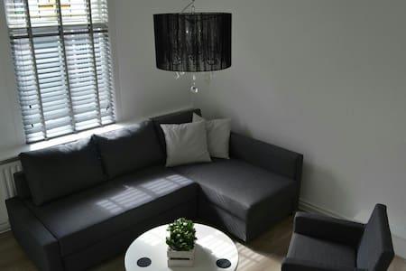 Karakteristiek modern zomerhuis - Katwijk