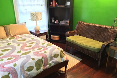 Charming Room in Eastown