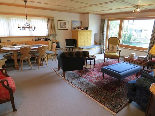 Beautiful alpine apartment, sleep 6