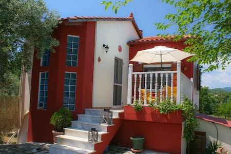 Vanna's Holiday house in Ηalkidiki - Chalkidiki - House