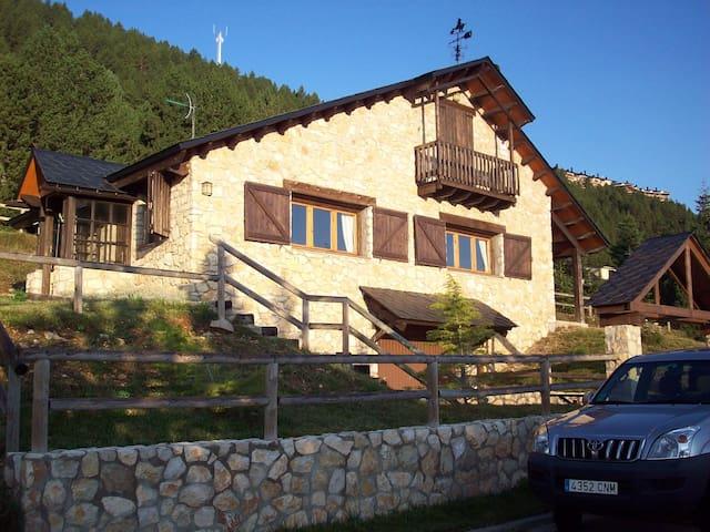 Casa en Port del Comte para 9 personas!! - (El Solsonès) - Huis